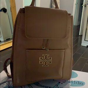 Handbags - Tory Burch leather backpack
